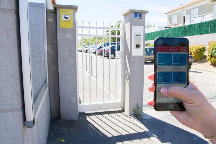 Parking Saint-Antoine - Marseille 15 sécurisé