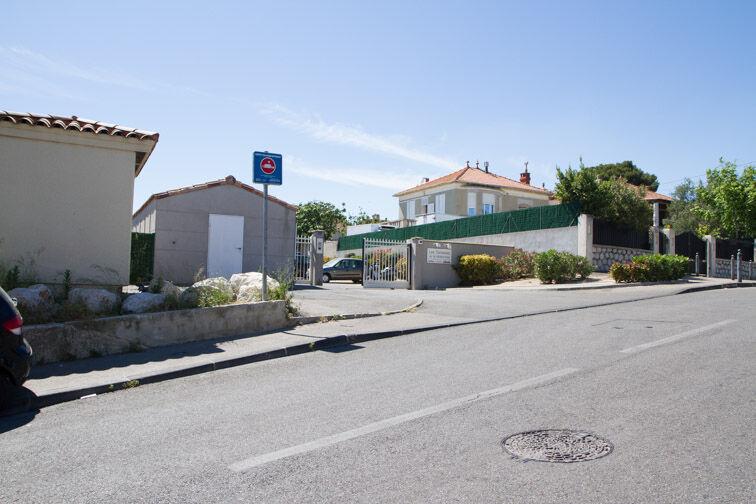 Parking Saint-Antoine - Marseille 15 gardien