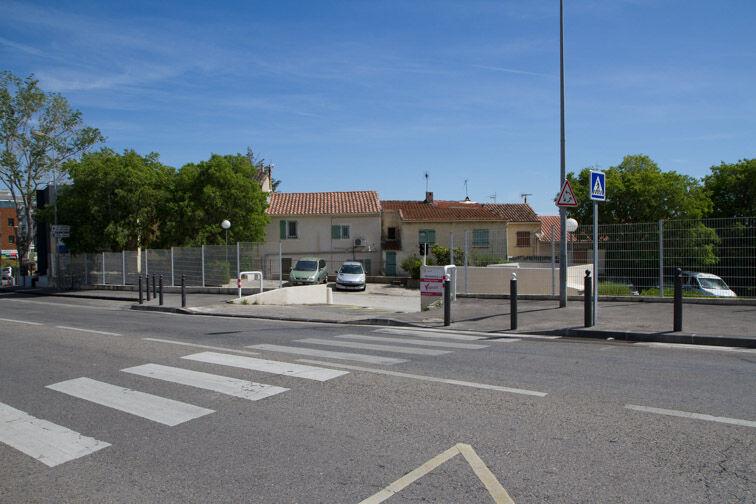 Parking Saint-Henri - Marseille 16 7 rue Emmanuel Eydoux