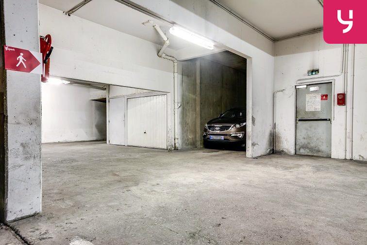 Parking Rosier - Les puces location mensuelle