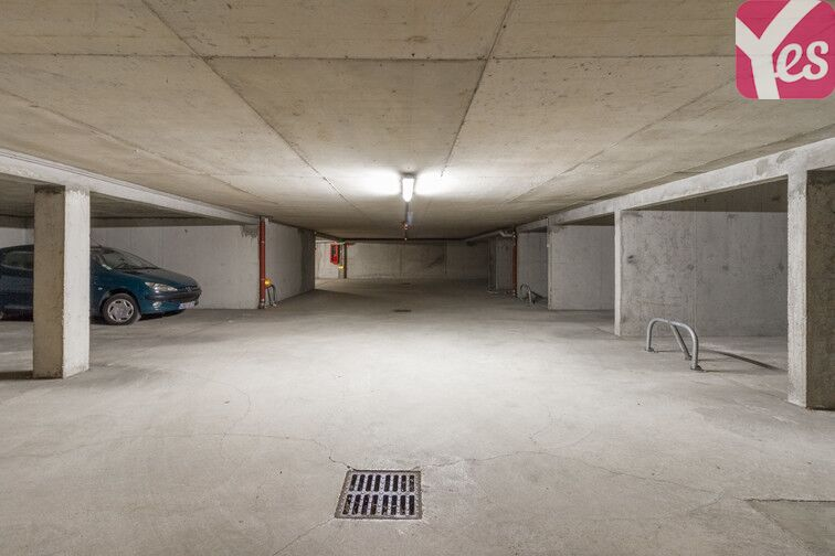 Parking Centre-ville - Dijon en location