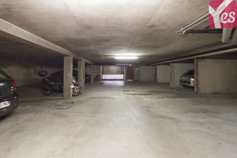 Parking Centre-ville - Dijon avis
