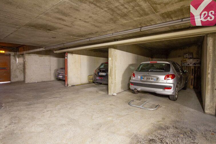 Parking Centre-ville - Dijon gardien