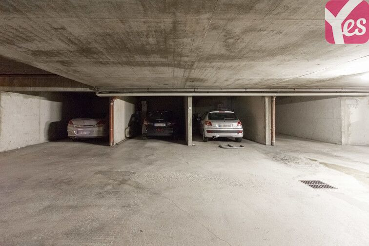 Parking Centre-ville - Dijon 21000