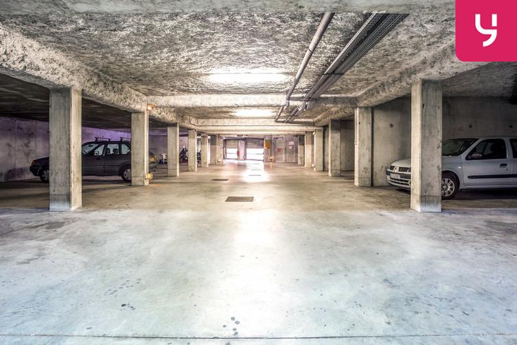 location parking Montée de Guise - Centre-ville - Dijon