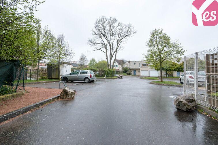 Parking Faubourg Sud - Dijon caméra