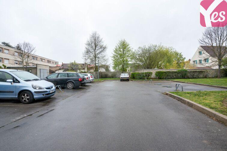 Parking Faubourg Sud - Dijon souterrain