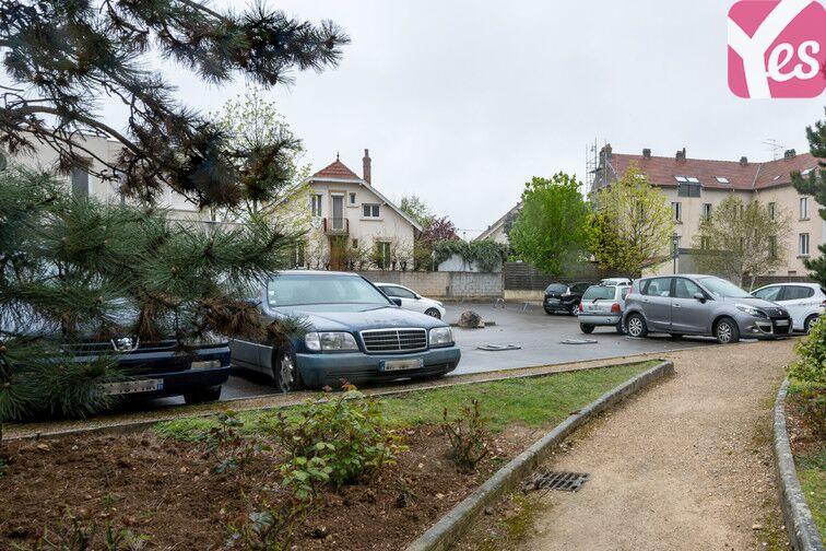 Parking Faubourg Sud - Dijon garage