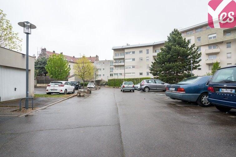 Parking Faubourg Sud - Dijon sécurisé