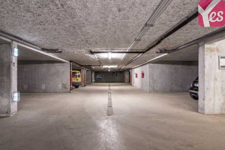 Parking Parc des expositions et des Congrès de Dijon souterrain