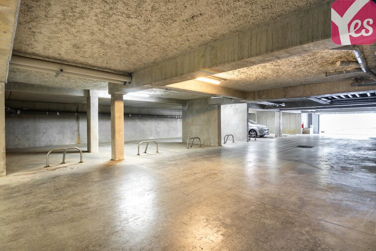Parking Montchapet - Dijon avis