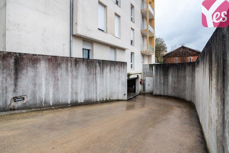 Parking Montchapet - Dijon à louer