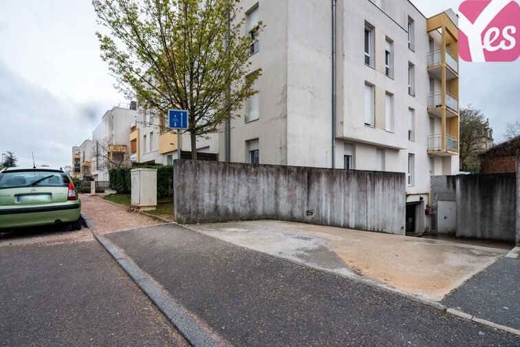 Parking Montchapet - Dijon 24/24 7/7