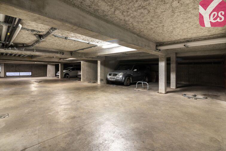 Parking Montchapet - Dijon caméra