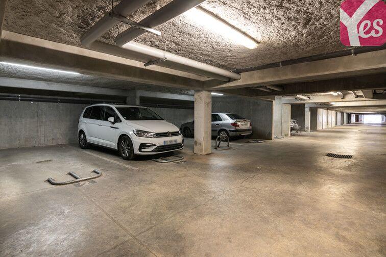 Parking Montchapet - Dijon souterrain