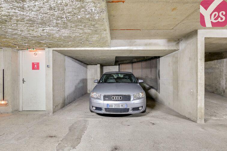 Parking Guillotière gardien