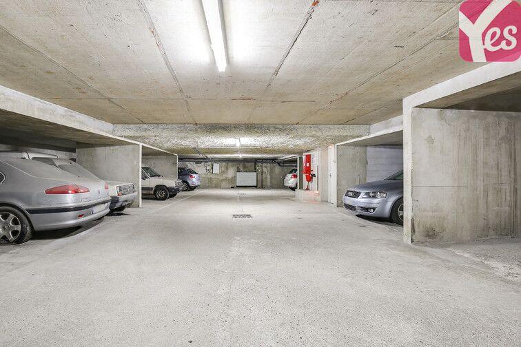 Parking Guillotière en location