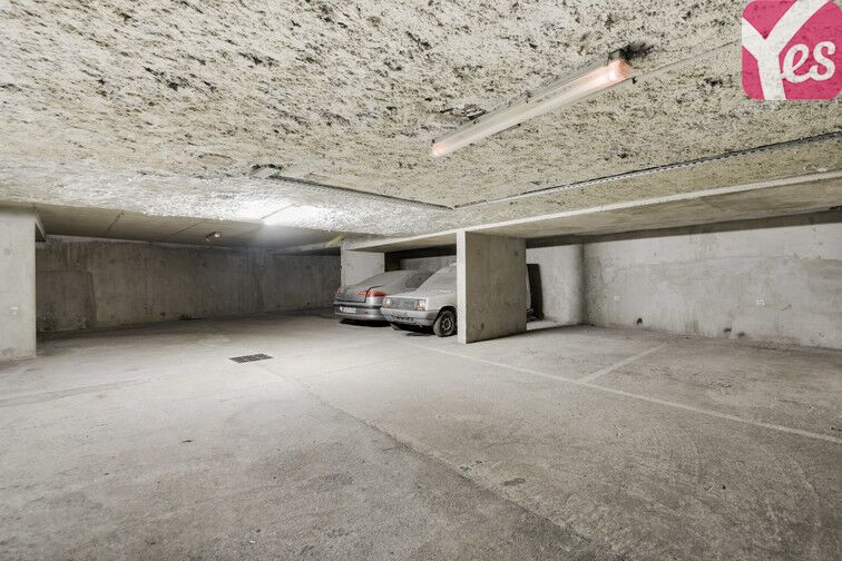 Parking Guillotière 151 grande rue de la Guillotière