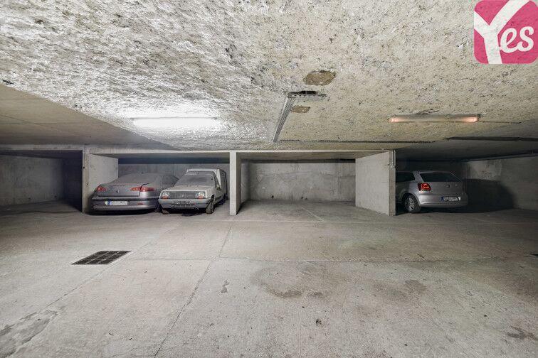 Parking Guillotière souterrain