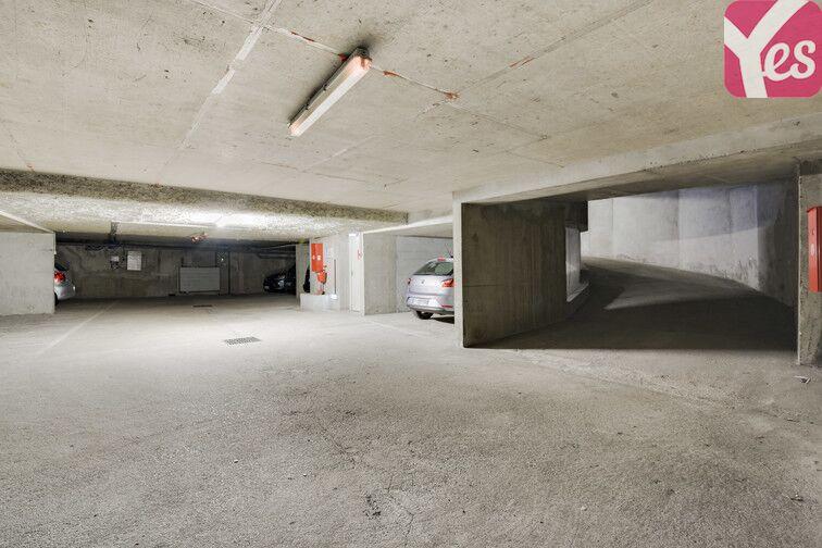 Parking Guillotière sécurisé
