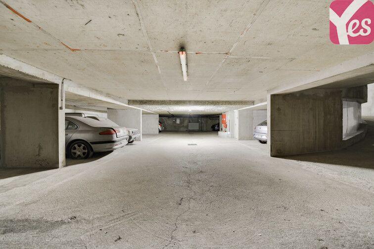 Parking Guillotière location mensuelle
