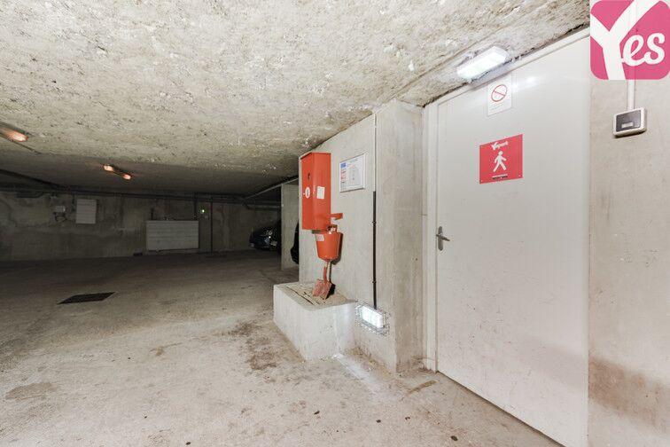 Parking Guillotière avis