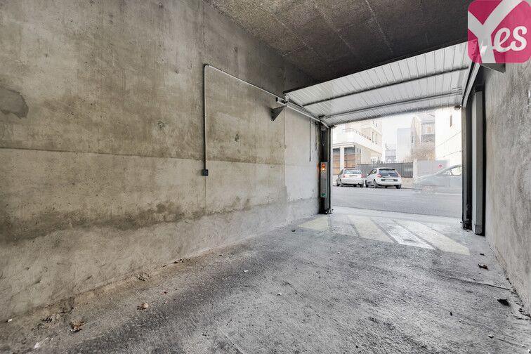 Parking Guillotière 69007