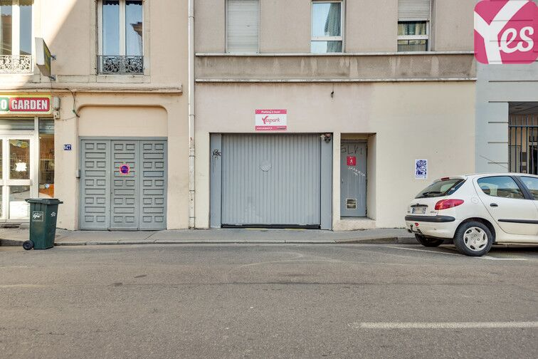 Parking Guillotière garage