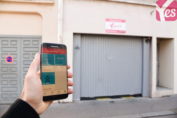 Parking Guillotière location