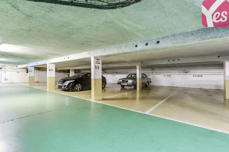 Parking Versailles - Montreuil - rue Bazin 24/24 7/7