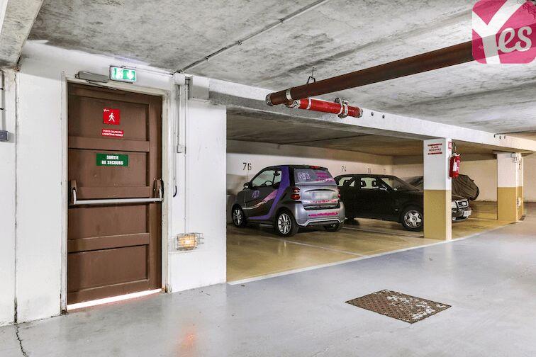 Parking Versailles - Montreuil - rue Bazin box