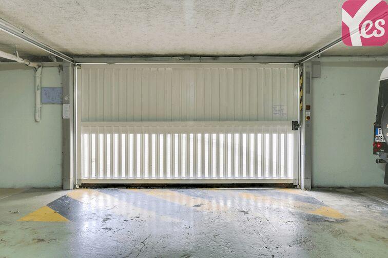 Parking Versailles - Montreuil - rue Bazin souterrain