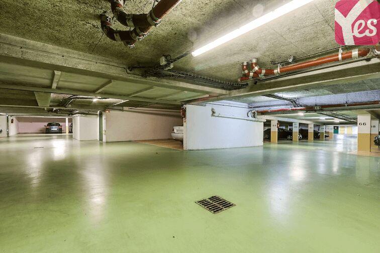 Parking Versailles - Montreuil - rue Bazin garage