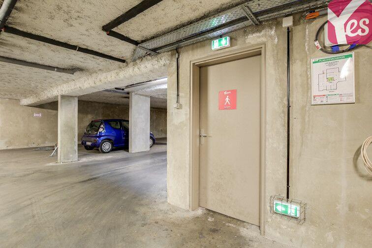 Parking Grand Trou - Moulin à vent location