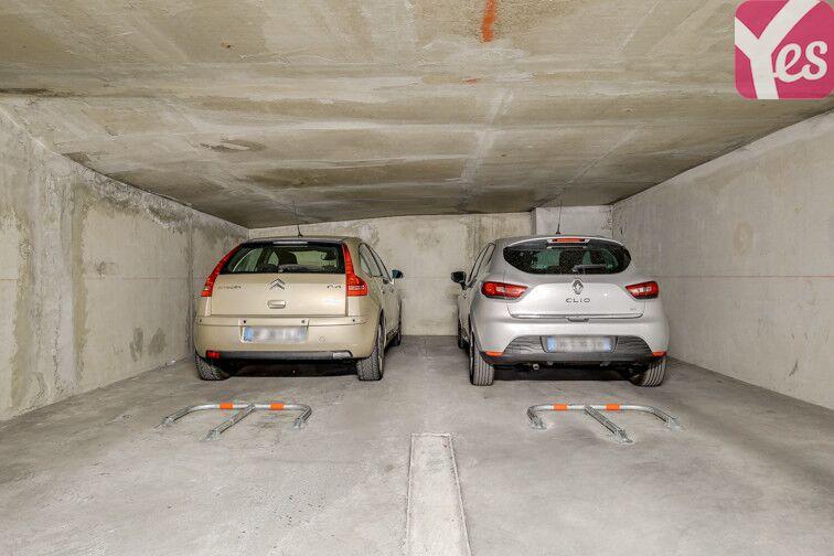 Parking Grand Trou - Moulin à vent sécurisé