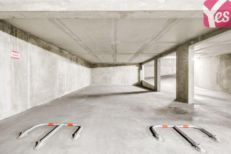 Parking Grand Trou - Moulin à vent souterrain