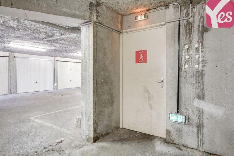 Parking Perrallière souterrain