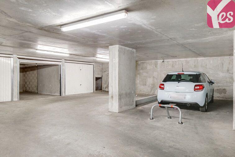 Parking Perrallière Villeurbanne