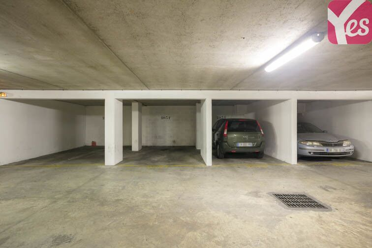 Parking Bercy - Charenton-le-Pont 94220