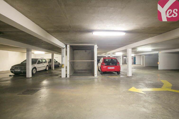 Parking Bercy - Charenton-le-Pont location mensuelle