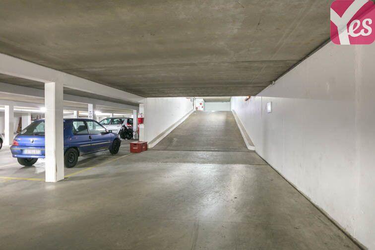 Parking Bercy - Charenton-le-Pont gardien