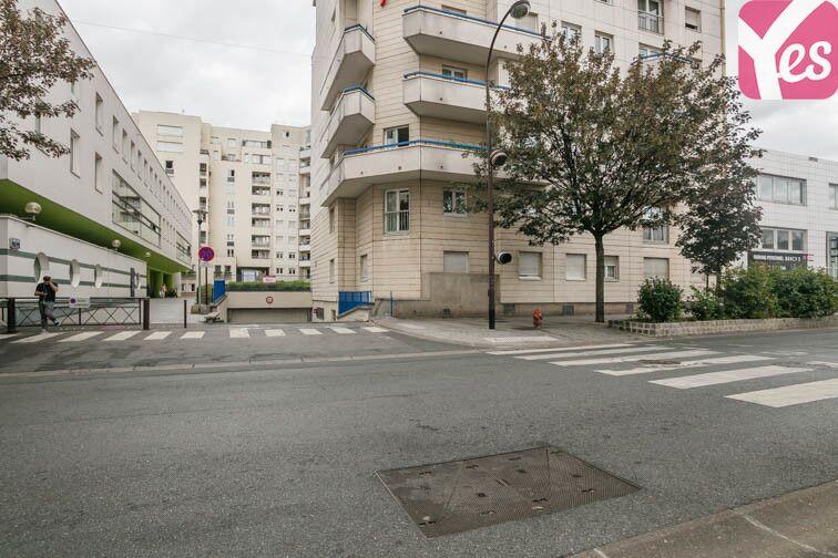 Parking Bercy - Charenton-le-Pont sécurisé