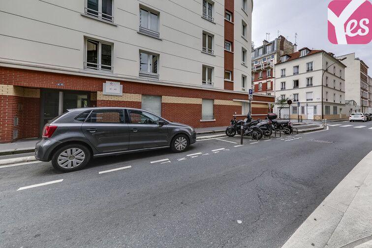 Parking Ouest - Vincennes sécurisé
