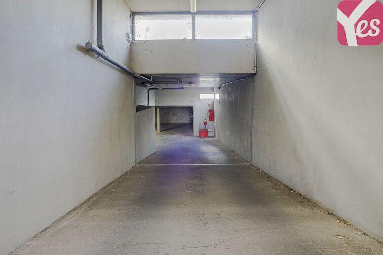 Parking Alliés - Alpins - Beauvert 24/24 7/7