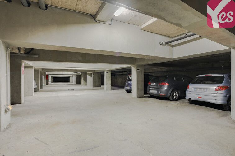 Parking Alliés - Alpins - Beauvert 38100