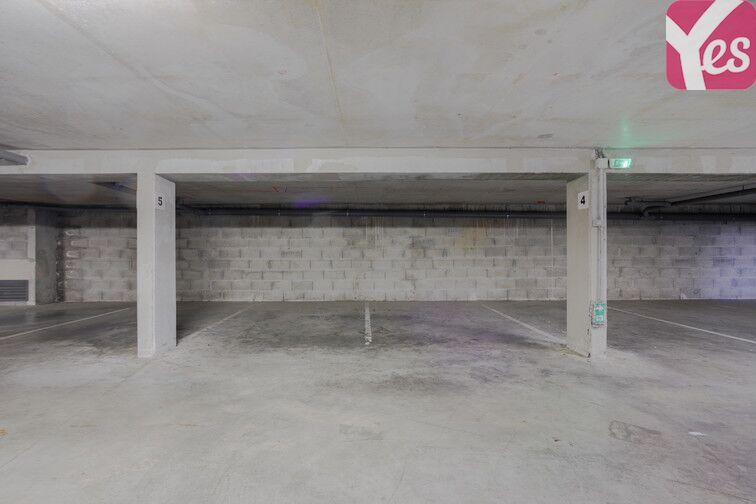 Parking Alliés - Alpins - Beauvert souterrain