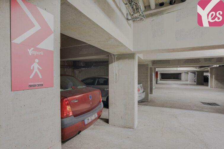 Parking Alliés - Alpins - Beauvert pas cher