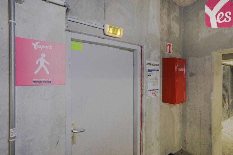 Parking Alliés - Alpins - Beauvert Grenoble