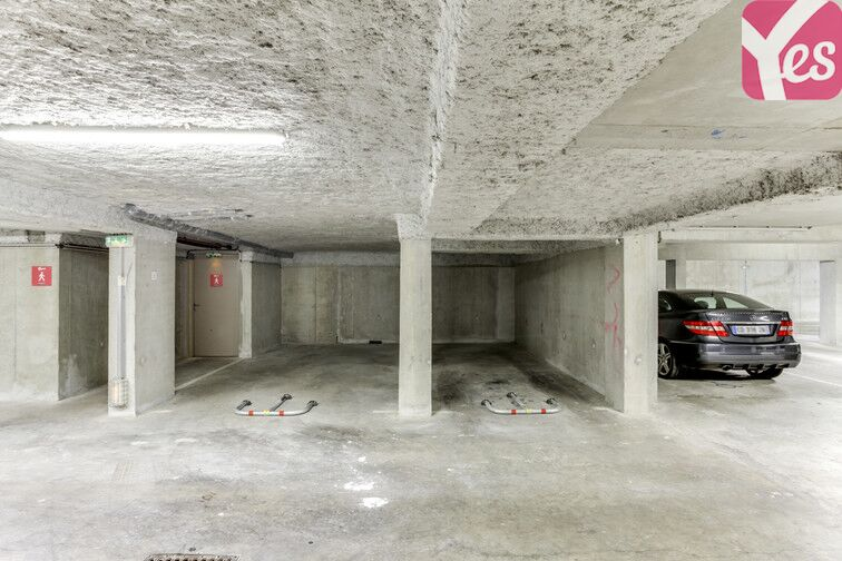 Parking Malherbe et Teisseire - Grenoble box