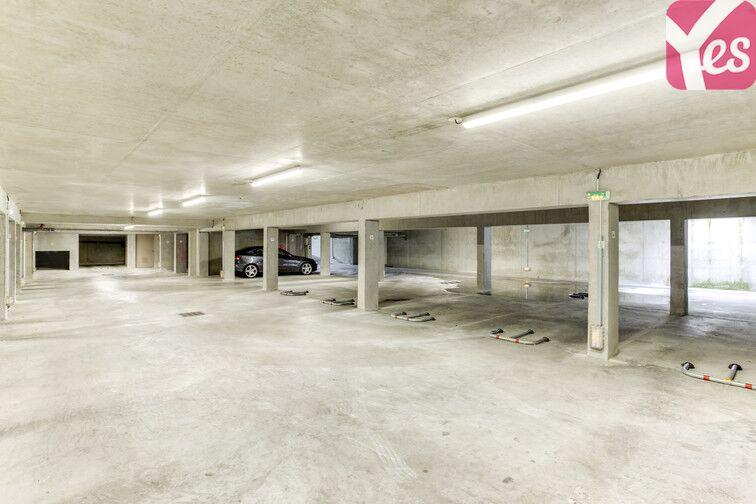 Parking Malherbe et Teisseire - Grenoble souterrain
